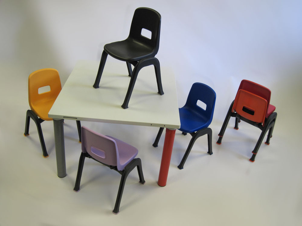 PRESCHOOL KIDs CHAIRS TABLES for kindergarten and preschoolers