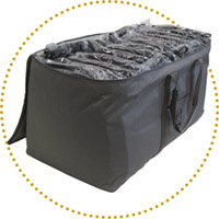 Pad & Cushion Bag for Storage and Transportation